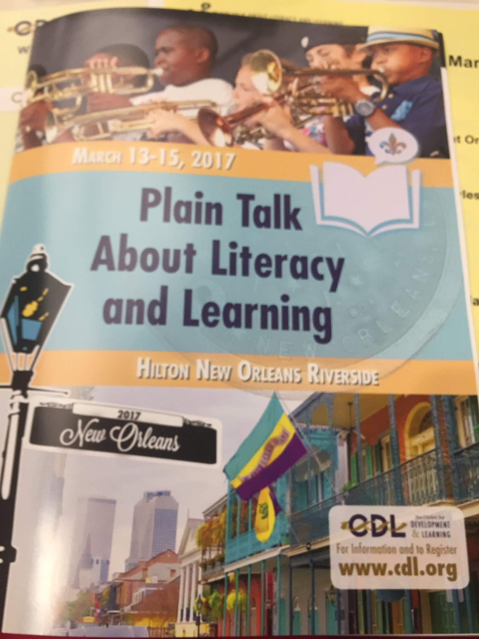 So excited to learn #plaintalknola https://t.co/YioIKsq75K