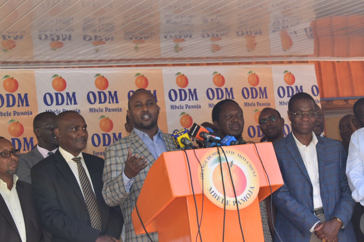 Image result for ODM In Kenya