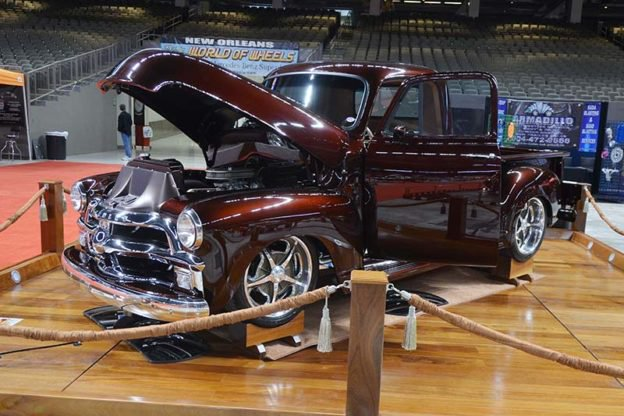 MBSuperdome On Twitter See Custom Cars And Trucks Like This - New orleans car show