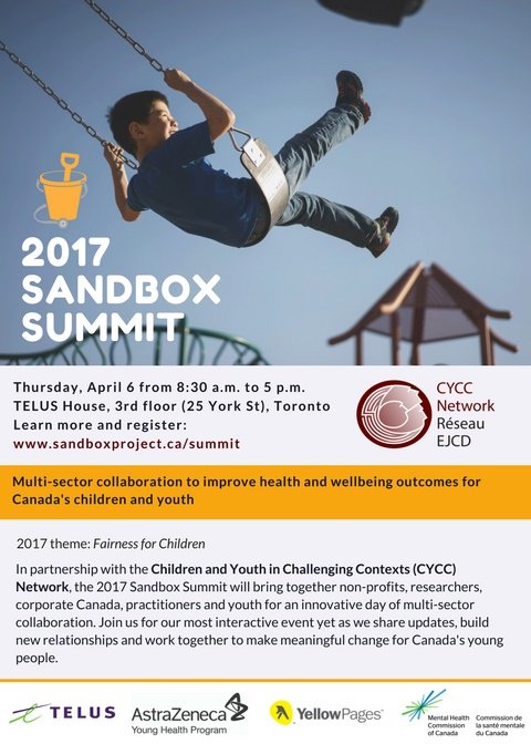 Join us in #Toronto on April 6th for #Sandbox2017. This year @SandboxCanada is using our #W2A model. Register now: https://t.co/bSHazrfT32 https://t.co/rTL3GkhSG2
