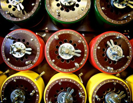 #OnThisDay in 1940 The first #Turing Bombe was installed at #BletchleyPark in Hut 1 https://t.co/dR9ueCUMkQ