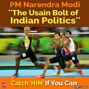 The #Usain #Bolt of Indian Politics <br>http://pic.twitter.com/qKIRe7f5pd