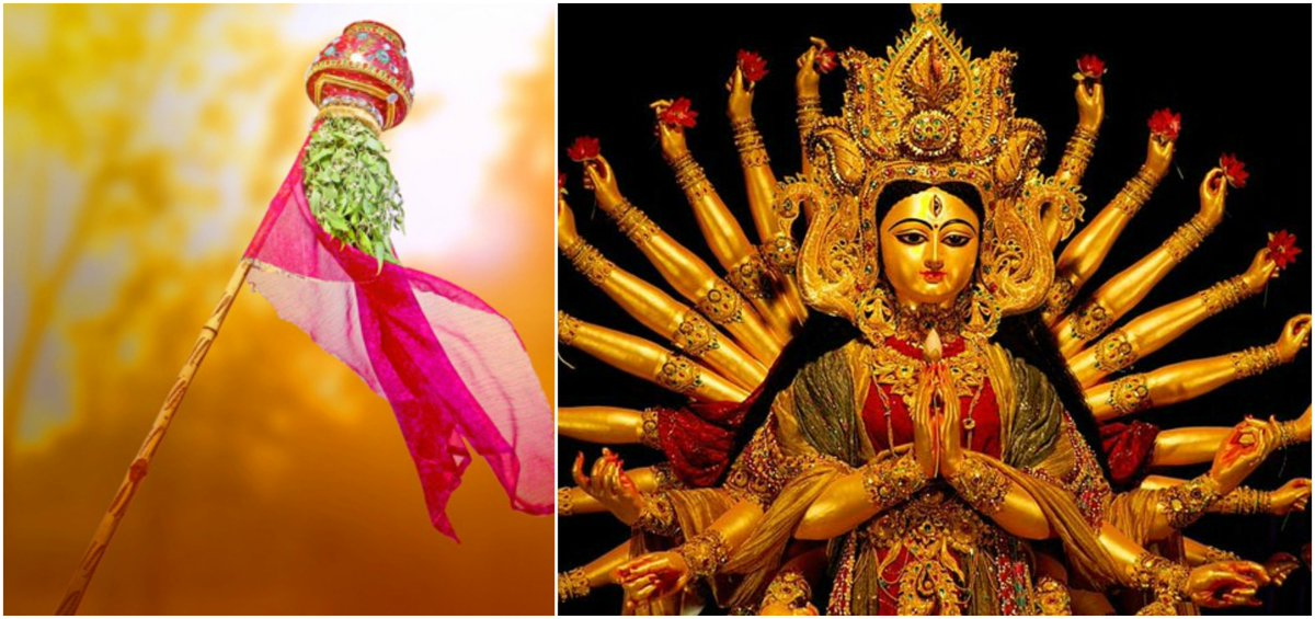 Commencing new #beginnings on a high note! Wishing everyone a #Happy #GudiPadwa and #Navratri  @UrbanMyth3<br>http://pic.twitter.com/TAT3VQAXPy