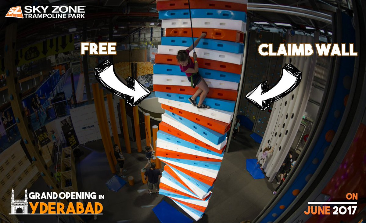 sky zone hyderabad on quot quot world s largest