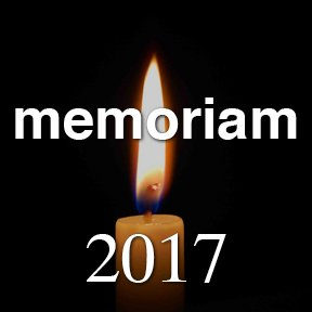 Remembering the lives lost in 2017. #memoriam #obituaries #oscars #goldenglobes #celebrities #neverforgotten  https://www. lifeblink.com/lifegroups/mem oriam-2017?order_type=alphabetical &nbsp; … <br>http://pic.twitter.com/QI74odSs15
