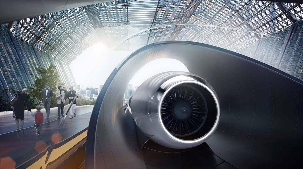 #innovation  Hyperloop dévoile la future capsule supersonique assemblée à Toulouse  http:// ebx.sh/2o0evYy  &nbsp;   v/ @bfmbusiness #startup #video <br>http://pic.twitter.com/11E8e3TZcP