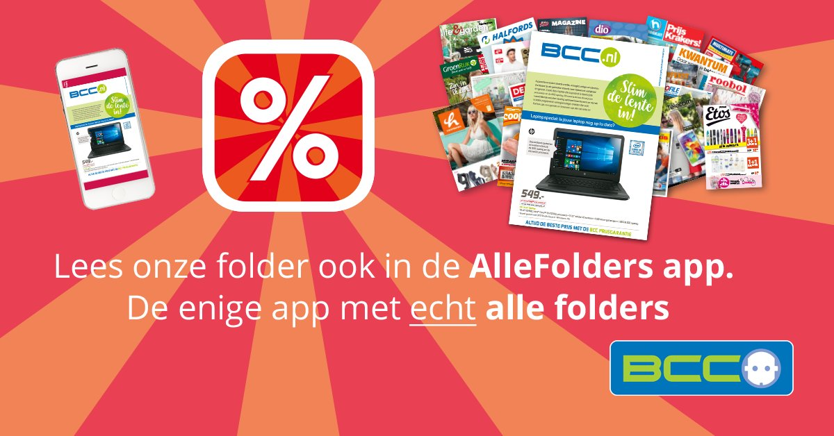 "BCC.nl on Twitter: ""Lees de BCC folder in de AlleFolders ..."