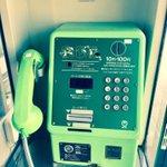 日本最南端の公衆電話!使用頻度少ないと撤去だから波照間島に来たら使って!
