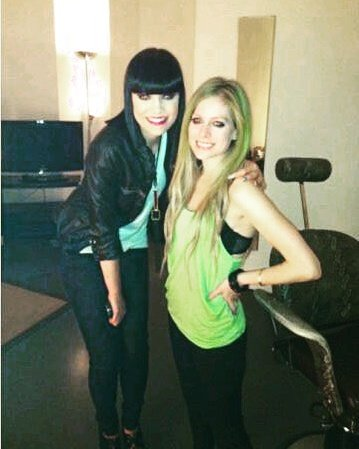 Waiting for Avatars Avril Lavigne Jessie J Happy Birthday Jessie