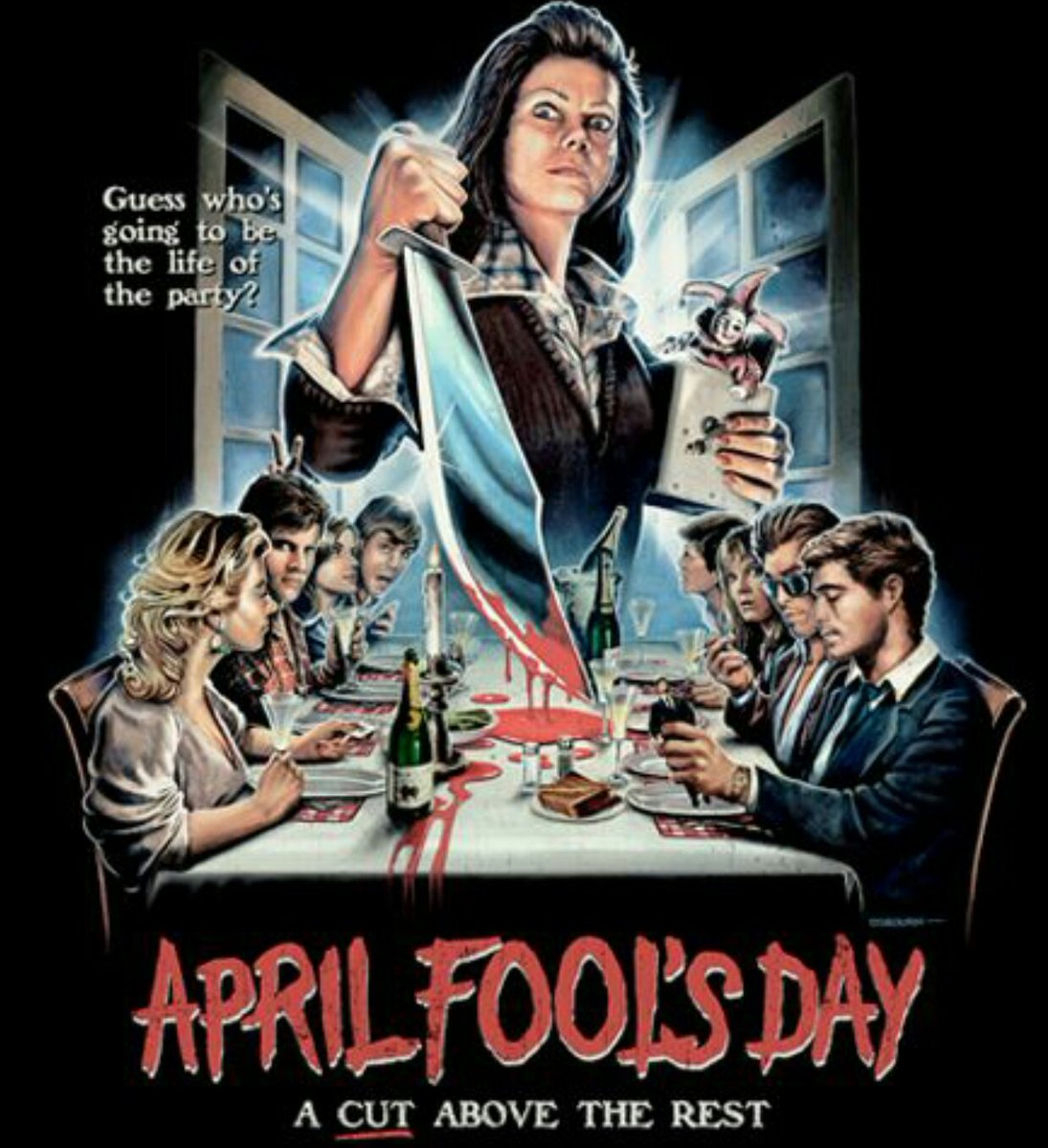 Todd Nelitz: Happy 31st bday to this gem! #aprilfoolsday #horror #horrorfan  http:// dlvr.it/NkxQfv  &nbsp;   @scottia<br>http://pic.twitter.com/rduPMQLocO