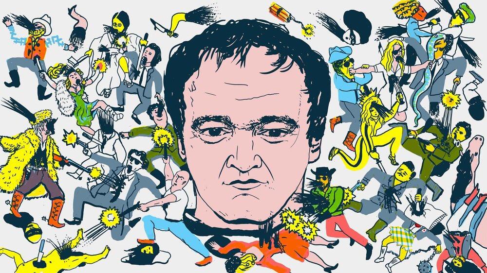 Happy Birthday Quentin Tarantino!!