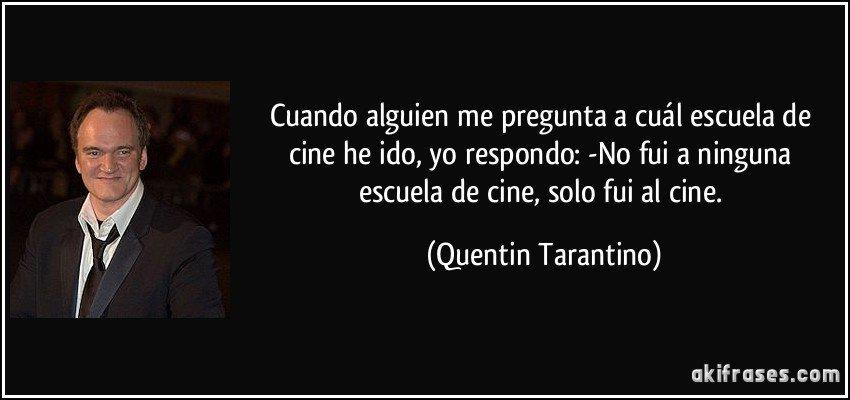 Happy Birthday Mr. Quentin Tarantino
