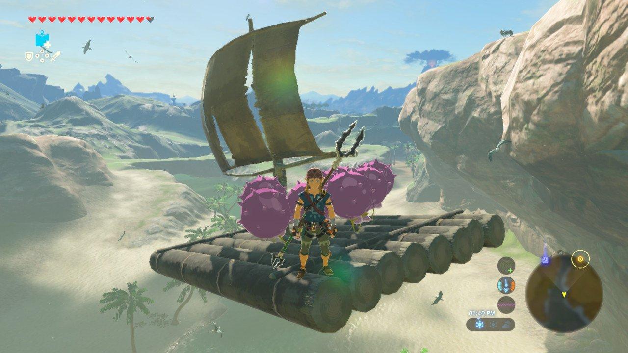 Link: Gentleman Sky-Pirate Extraordinaire!