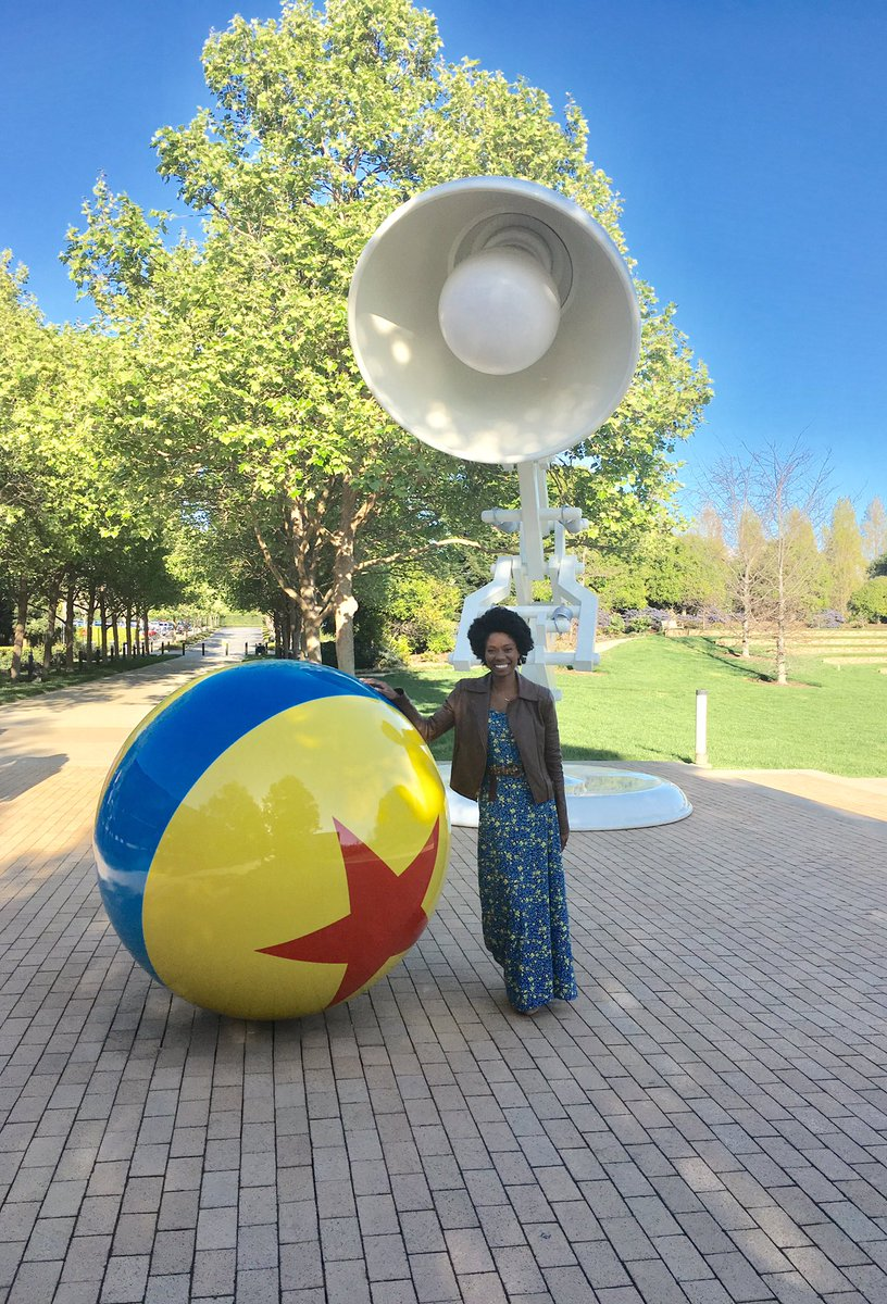 Today? Phenomenal. We saw 42 minutes of #Cars3 at Pixar Animation Studios and it was amazing! #Cars3Event https://t.co/JQyLJzTKox