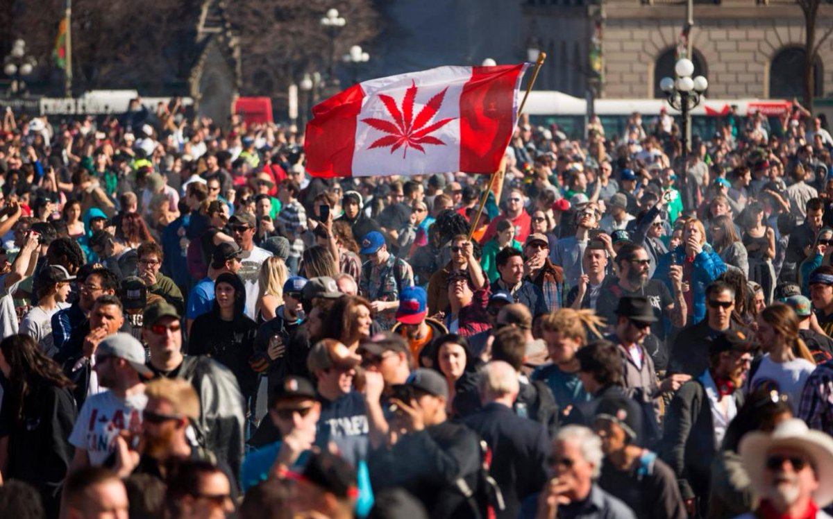Canada expected to legalise cannabis by July 2018