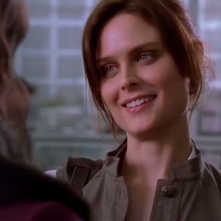 Remember when Dr. Temperence Brennan first came into our lives? 💀 = Bo...