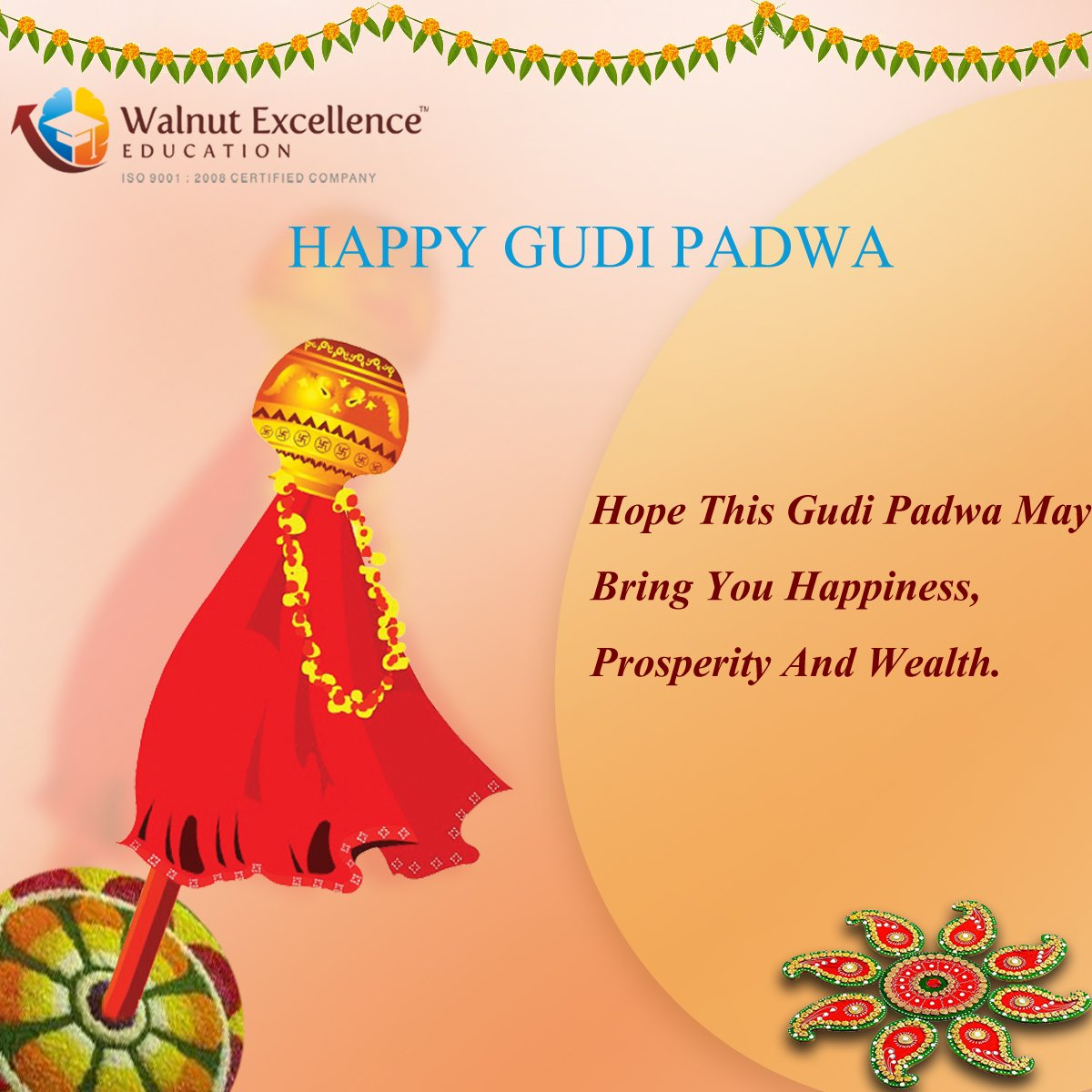 May this year brings you #success and a lot of #Love and #Happiness Happy #GudiPadwa #GudiPadwa2017 #HappyNewYear2017 #HappyNewYear<br>http://pic.twitter.com/VFkH7jdJZ6