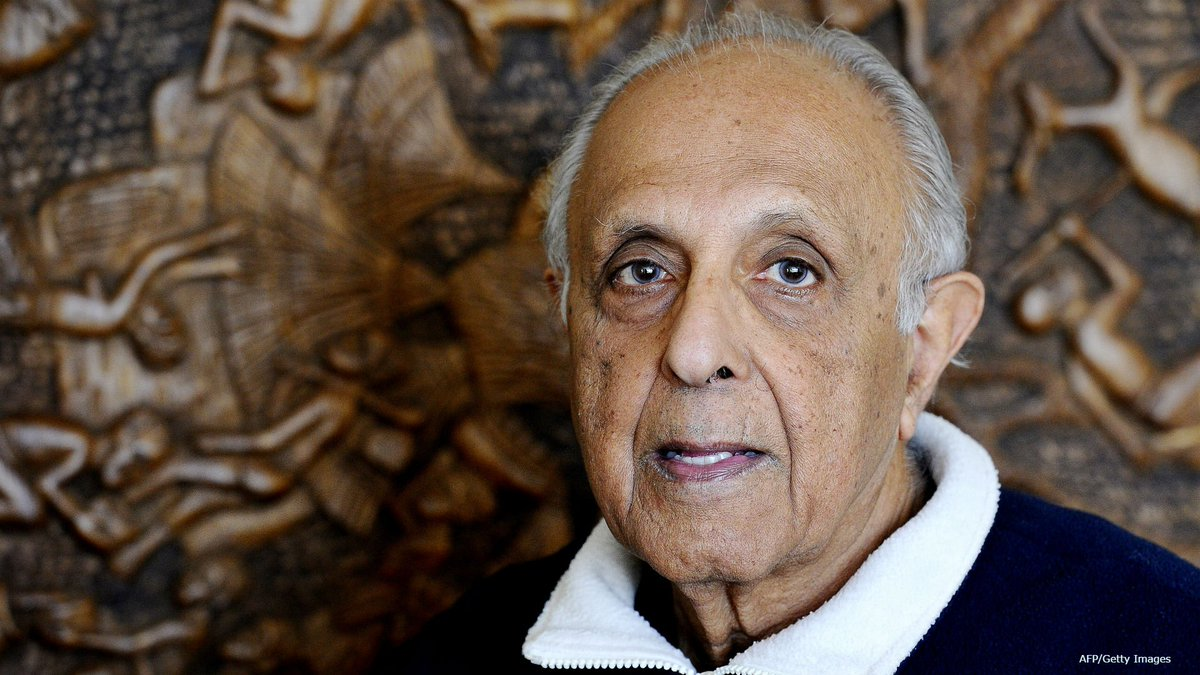 The ANC veteran and anti-apartheid activist Ahmed Kathrada has died in...