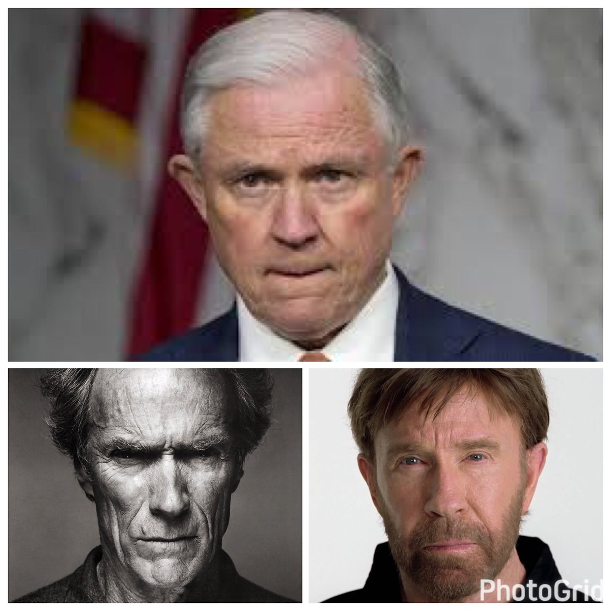 When #JeffSessions gives that look, #sanctuarycities SHOULD be worried!  Bonus: GREAT tough guy stares from Republicans #SchoolisinSessions<br>http://pic.twitter.com/zdB82HajF3