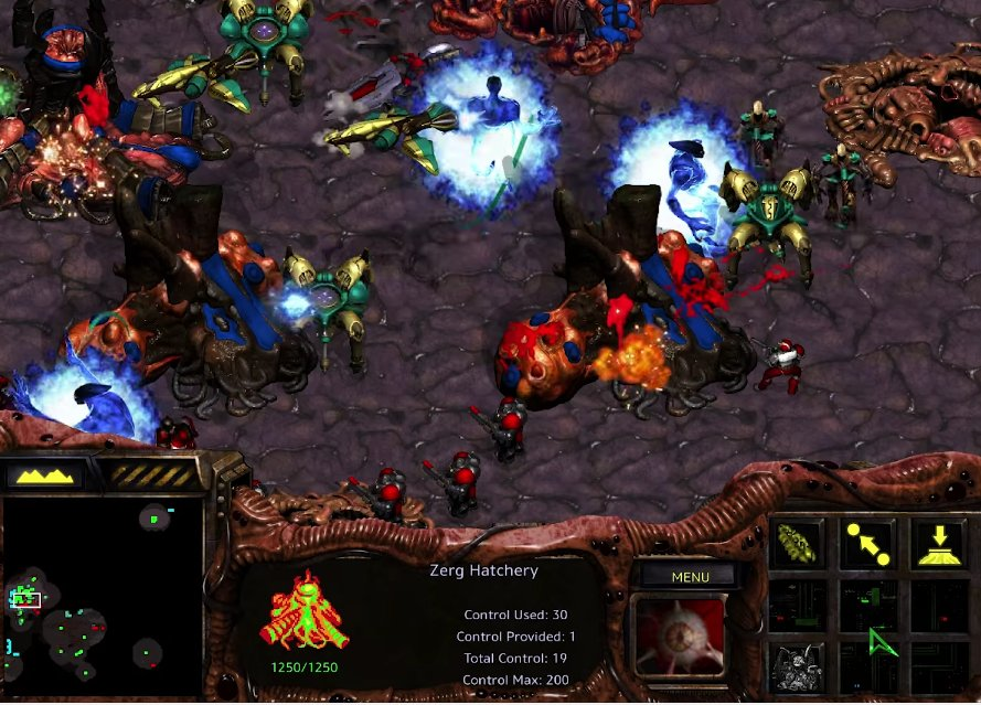 Blizzard announces StarCraft: Remastered, due out this summer https://...
