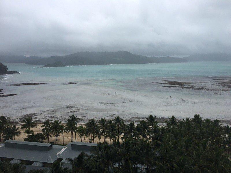 Thumbnail for Cyclone Debbie makes landfall
