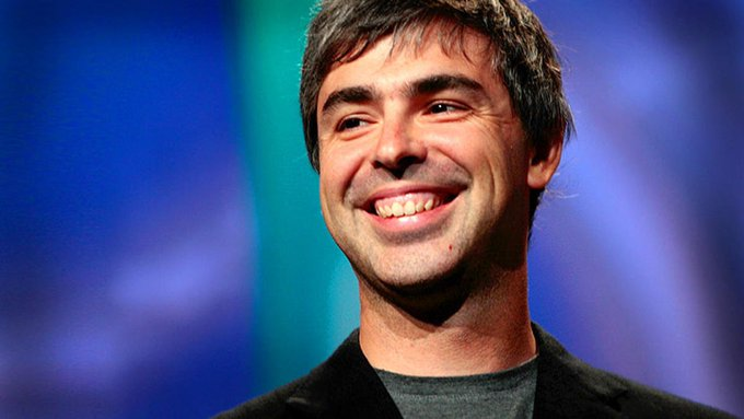 Happy Birthday to a Business Pioneer, Larry Page, co-founder of Google