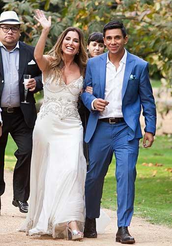 Matrimonio Queralto : La boda de juan pablo queraltó y fran sfeir en fotos