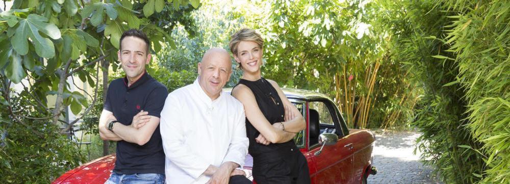 Record hier pr @LCDJf3 @France3tv avec + de 1.2millions tvsp/13.1% pda @InesChapard #cuisine #regions #gourmandise<br>http://pic.twitter.com/4dku9N3f8K
