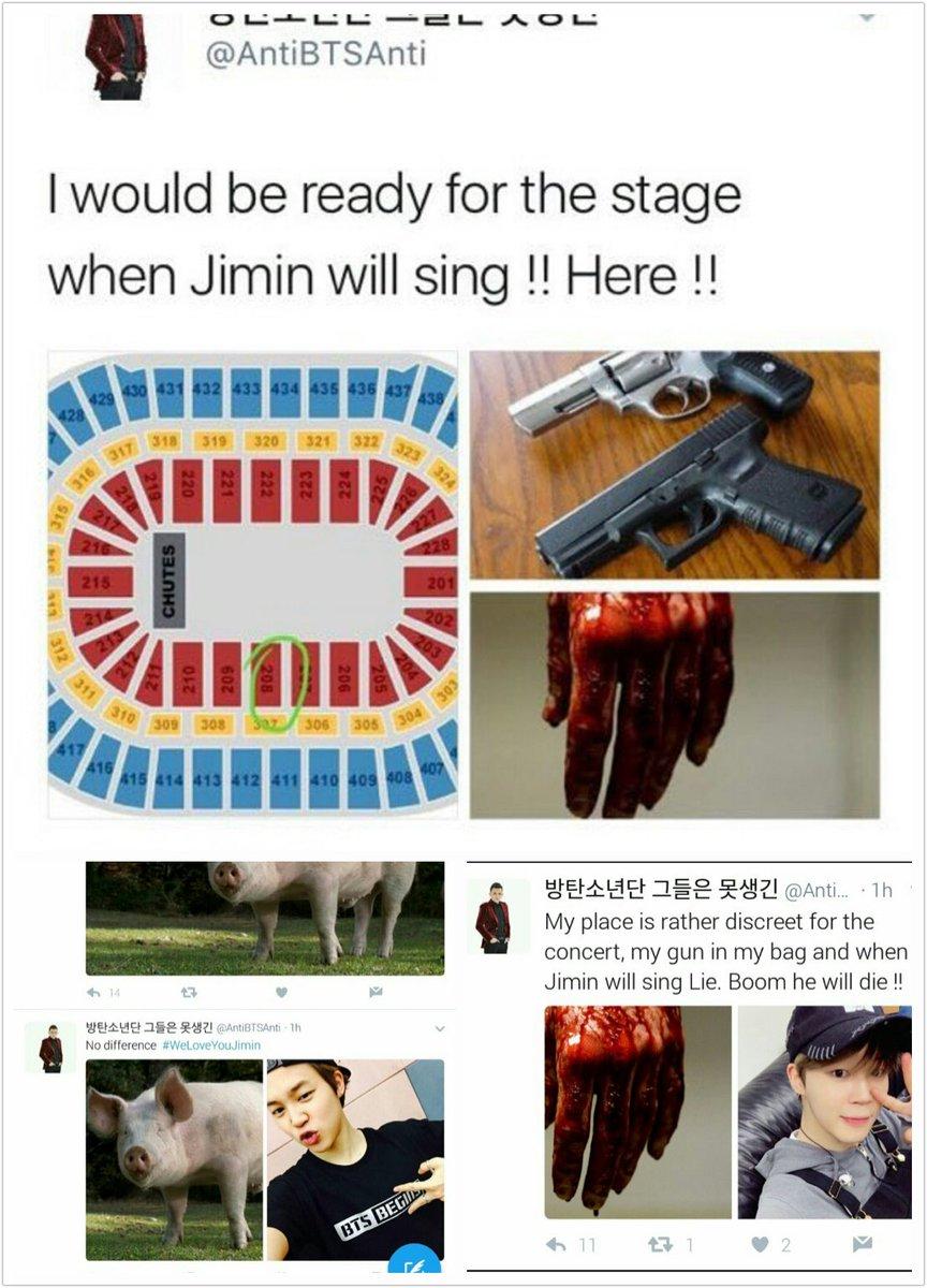 Don't want to hurt Jimin We will protect him @bts_bighit @BTS_twt  @Bi...