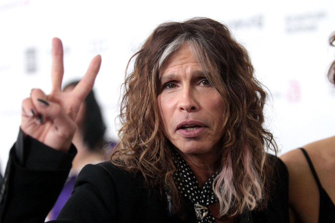 Happy birthday Steven Tyler - what a voice, what a performer
