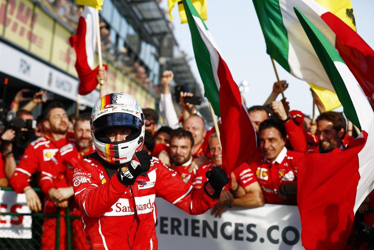 Formula 1 Video: Vettel trionfa in Australia, incontenibile gioia Ferrari