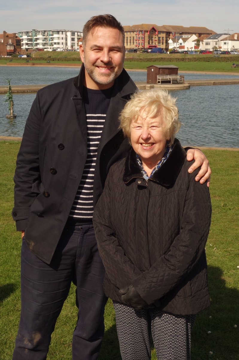 Happy Mother's Day Mum. I love you and am very lucky to have you in my life. x