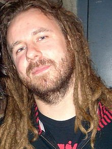 Today is Anders Fridén\s birthday! Happy 44th birthday!