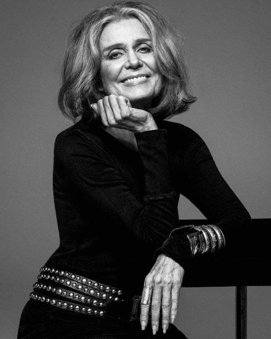 Happy Birthday Gloria Steinem
