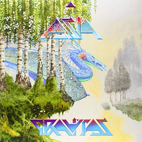 No dia 25 de Março de 2014, Asia lançava seu 14° álbum &quot;Gravitas&quot;. #Asia #Gravitas <br>http://pic.twitter.com/KbqQTSudOd