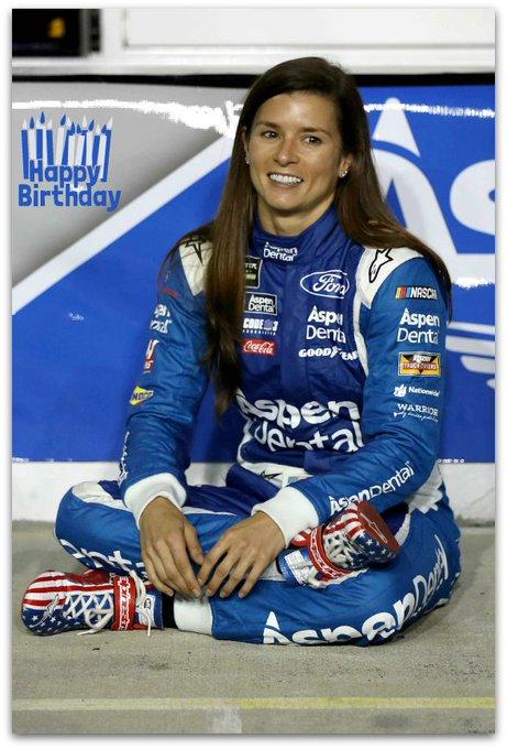 Danica Patrick - Happy Birthday!