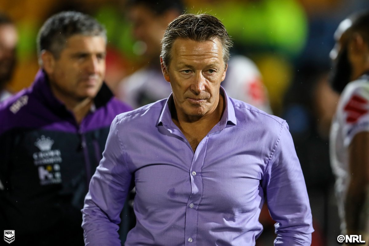 A @storm victory will give coach Craig Bellamy his 250th coaching win....