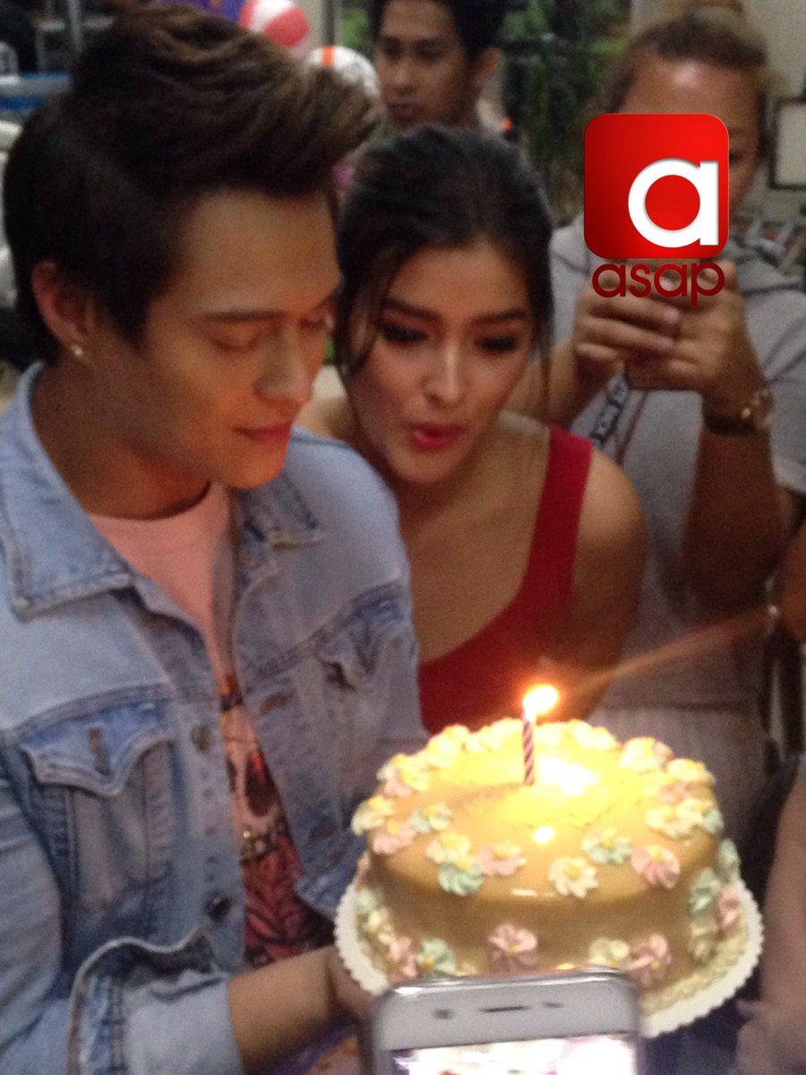 Surprise!!! Happy birthday, Quen! Ano kayang wish nya? 😍 We love you!...