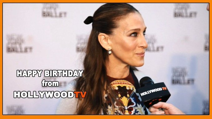 Happy Birthday to Sarah Jessica Parker Hollywood TV