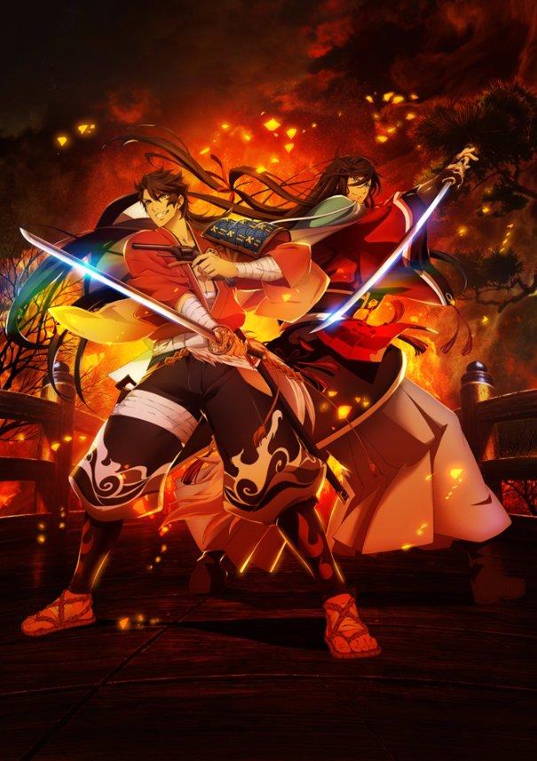 2017年7月放送開始のTVアニメ『活撃 刀剣乱舞』OPテーマは斉藤壮馬、EDテーマはKalafinaが担当