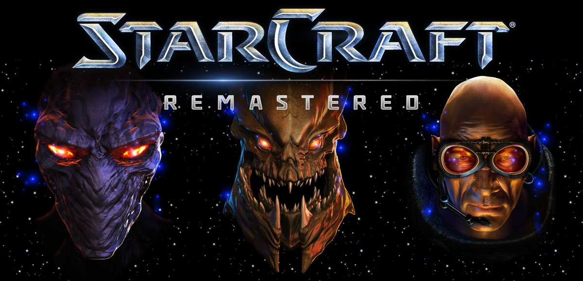 Return to an RTS classic, as @Blizzard_Ent announces #StarCraft: Remas...