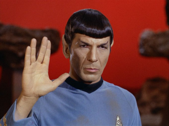 Happy Birthday to Leonard Nimoy, who would have turned 86 today!