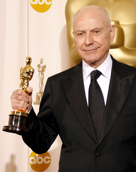 Happy Birthday to Alan Arkin, who turns 83 today!