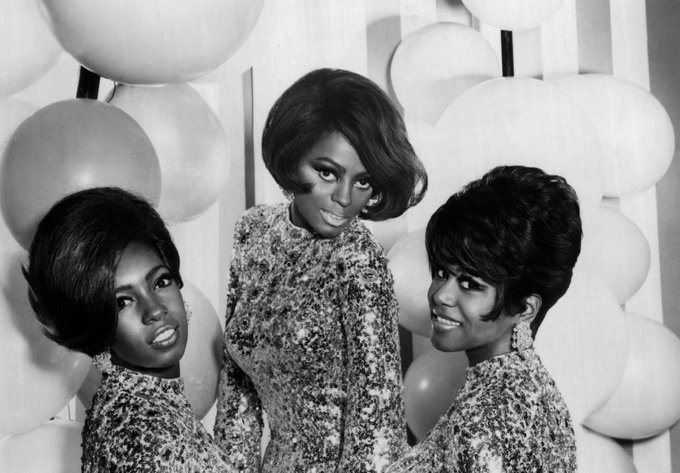 Happy Birthday to Diana Ross(middle), who turns 73 today!