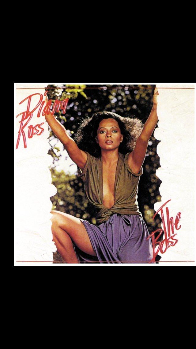 Happy Birthday to Diana Ross today : )