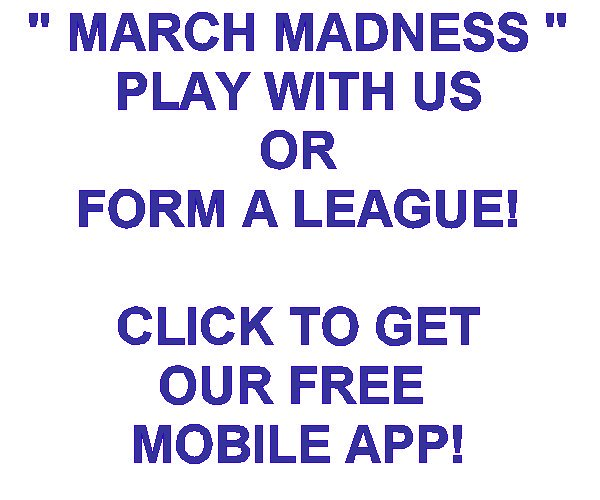 DON'T YOU DARE MISS ANY OF THE GAMES THIS YEAR!  Our Mobile Sports App...