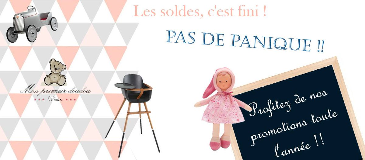 N&#39;hésitez pas à regarder nos offres  #promotions #codepromo #réduction #offre #shopping #enfant #bébé #parents  https://www. monpremierdoudou-paris.fr/promotions  &nbsp;  <br>http://pic.twitter.com/Z6GHnh3XQj