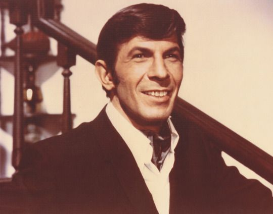 Happy birthday Leonard Nimoy. We miss you. Live Long and Prosper.