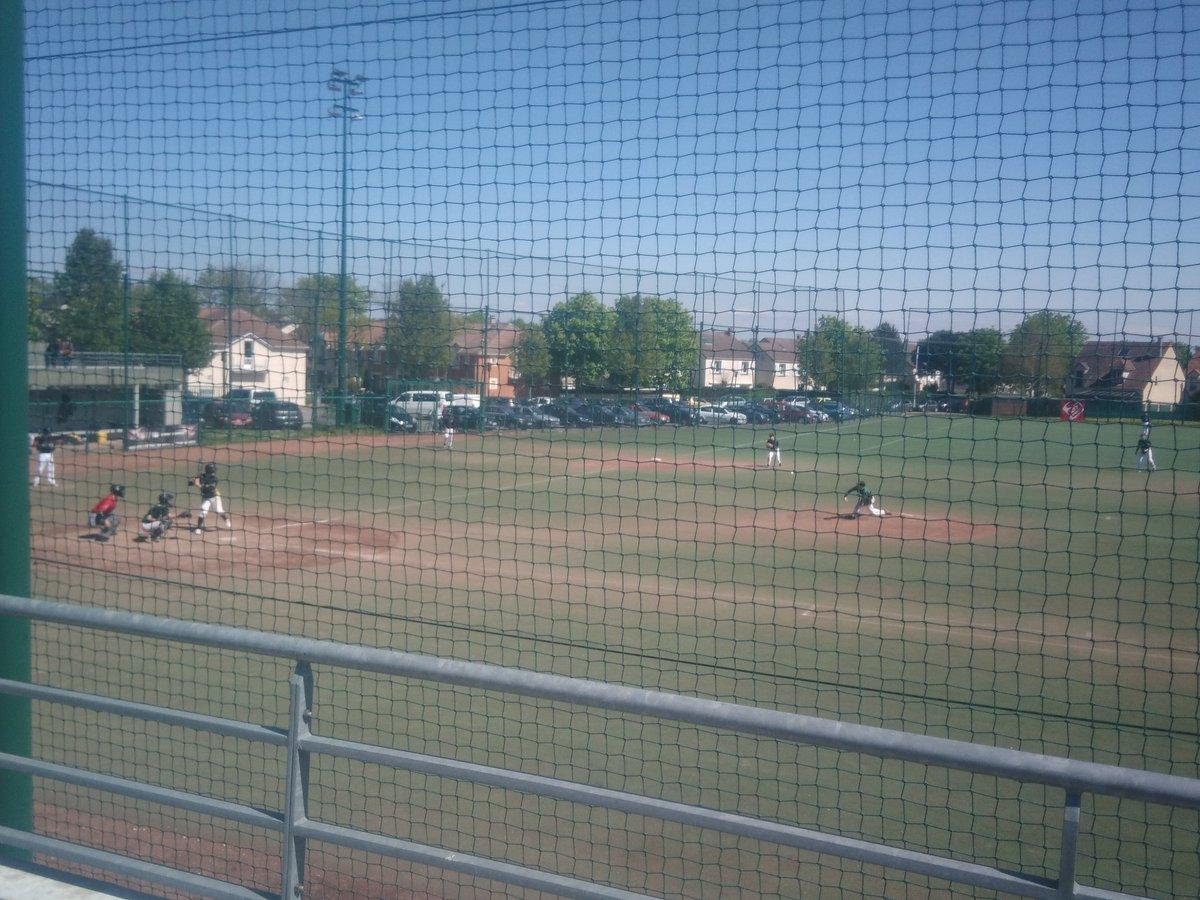 Jour de match #baseball #cougar #montigny début 14h30, venez nombreux<br>http://pic.twitter.com/Cphe9wfGpg
