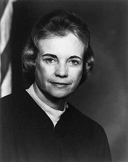 March 26, 1930: Happy Birthday Sandra Day O Connor, the first woman to serve on the Supreme Court.